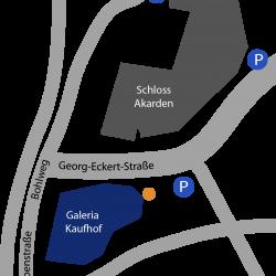 Eingang_Aerztezentrum_Praxis-Fieger